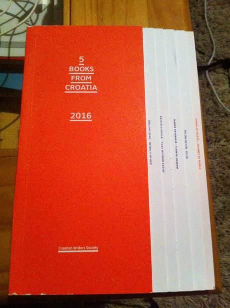 5BooksFromCroatia